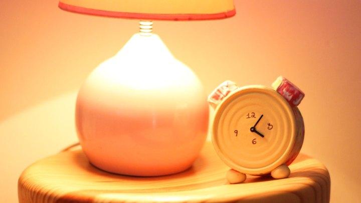 reloj hecho con lata de atun