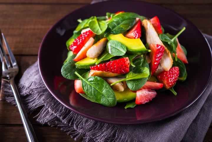 ensalada verduras receta