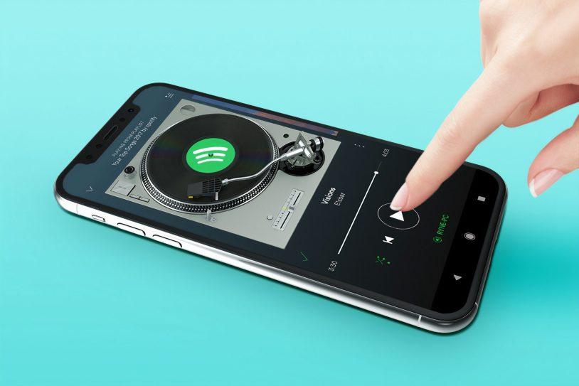 Como sacar los códigos de las canciones de Spotify