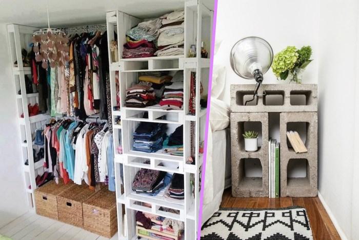 Ideas de decoracion de cuartos con material reciclable