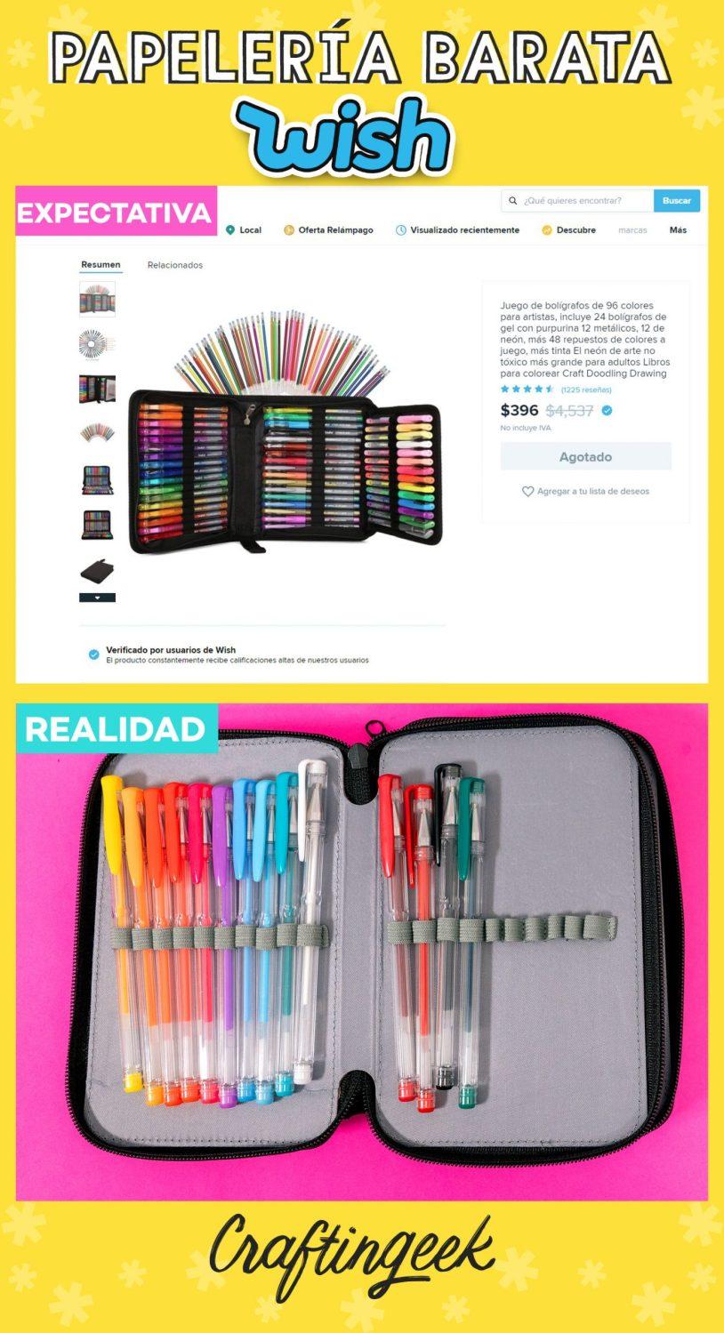 Compras en Wish de papelería bonita_PORTADA