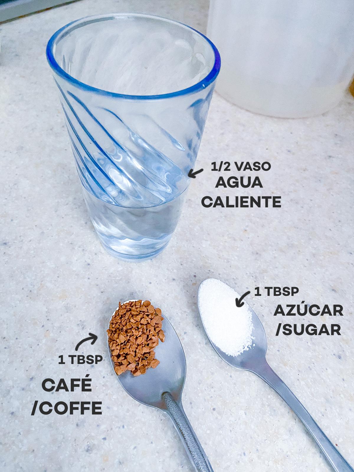 Como hacer cafe frio fácil en casa