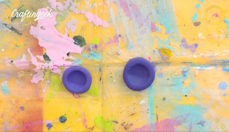molde para crayones kawaii listo