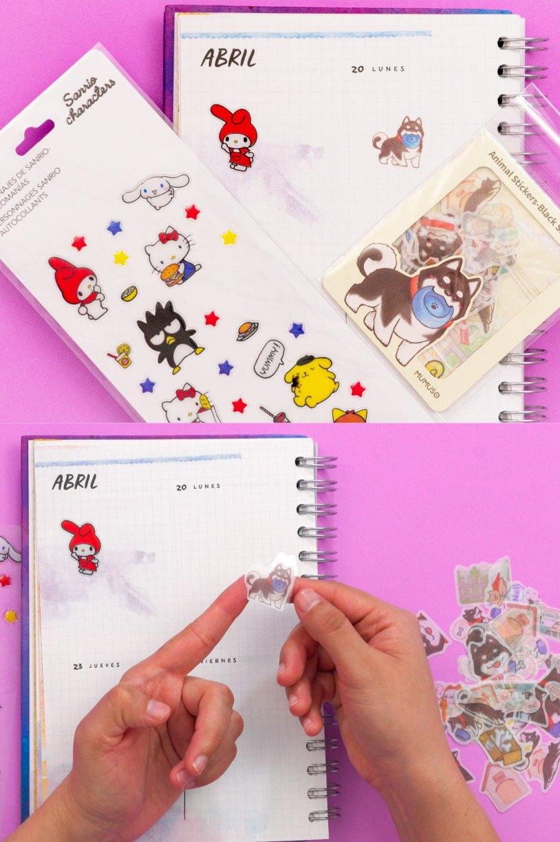 Tienda Miniso vs Mumuso_Stickers