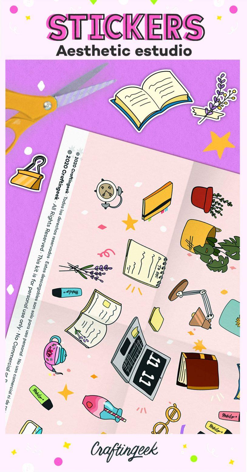 Aesthetic Stickers_Portada