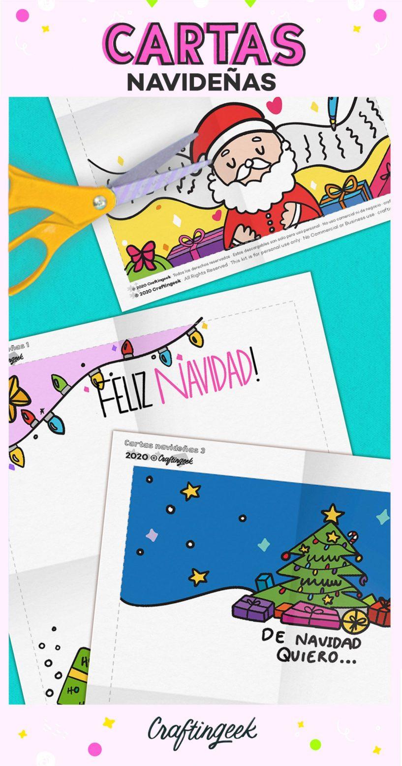 Cartas para Navidad_Portada