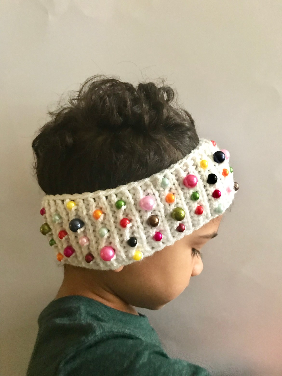 The Bauble Headband A Free Crochet Pattern Crafting For Weeks