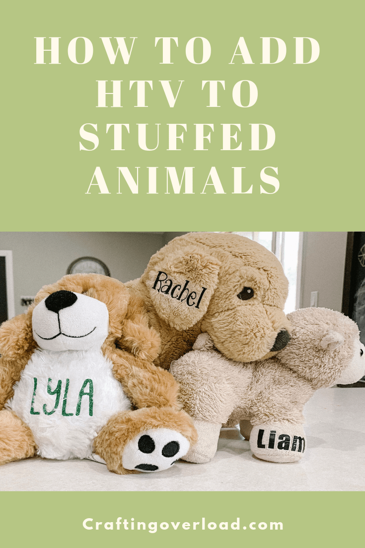Easter is coming up! Go over to my blog to see the cute, personalized stuffed animals that I made for my kids!