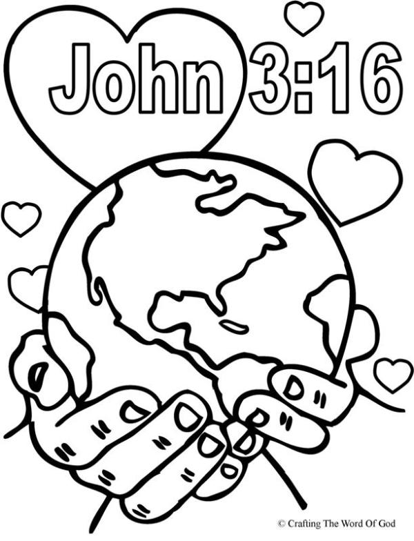 world coloring page # 13