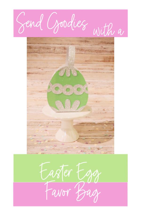 Easter Egg Favor Bag