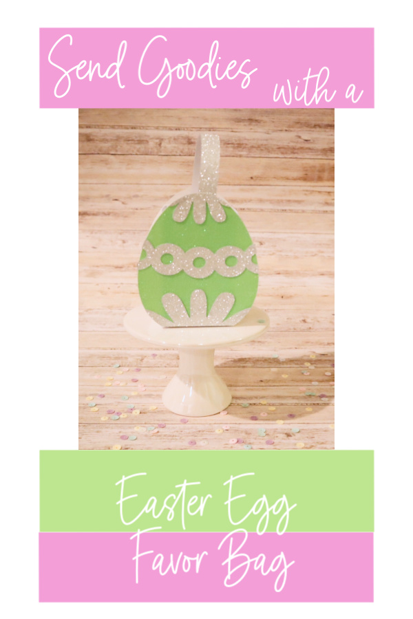 Easter Egg Favor Bag
