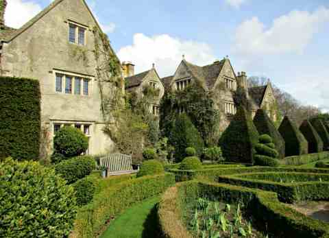 The stunning Abbey House gardens in Malmesbury are the result of the vision and hard work of a couple affectionately known as the 'Naked Gardeners'