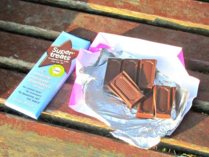 We review Supertreats Carob Bars, marketed as 'the healthy chocolate alternative for kids' that contain no refined sugar or stimulants - find out what our kids thought, and whether would they swap their regular chocolate treats for them?
