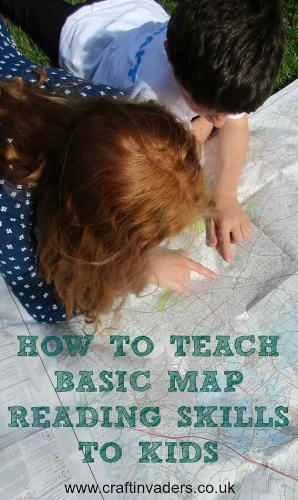 This fabulous guide will introduce you and your kids to basic map reading in an easy and fun way. Includes a few simple exercises to try out