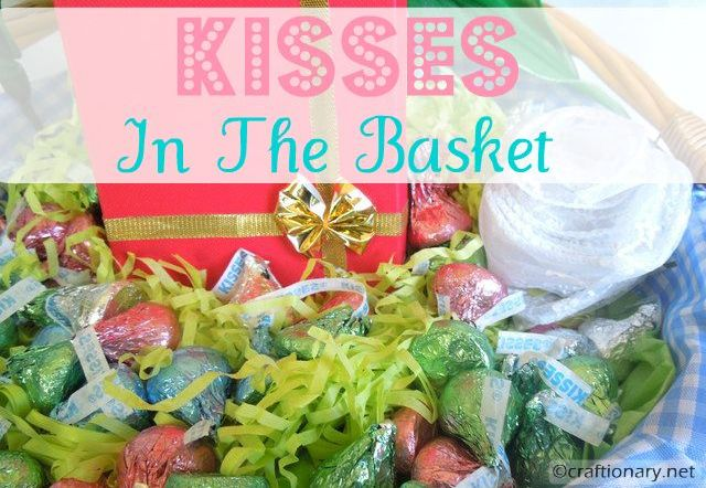 Easter kisses gift idea