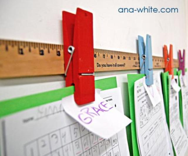 diy ruler clip art display rail blog