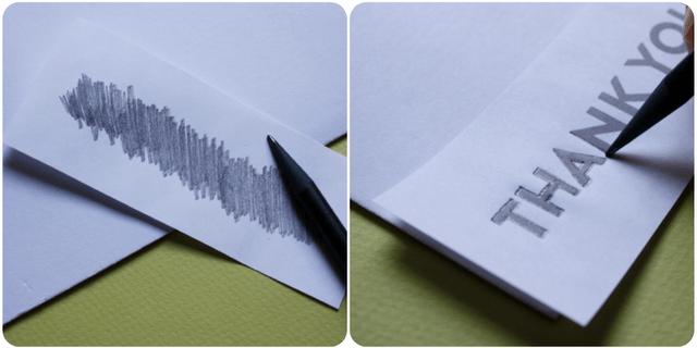 make handmade stamps