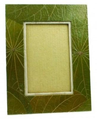 diy-leaf-wrapped-frame