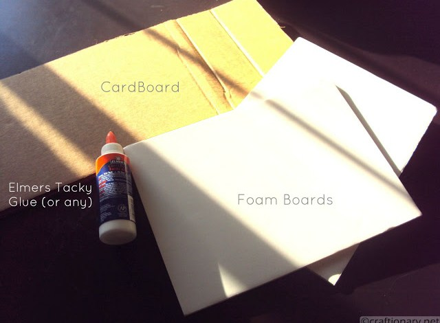DIY chalkboard tutorial