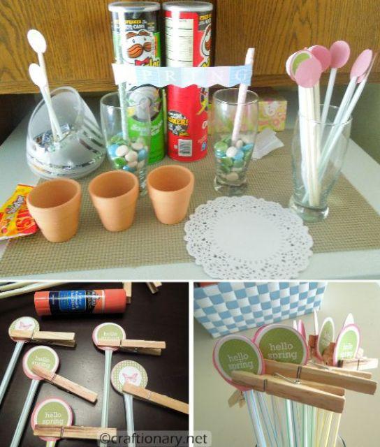 spring party ideas