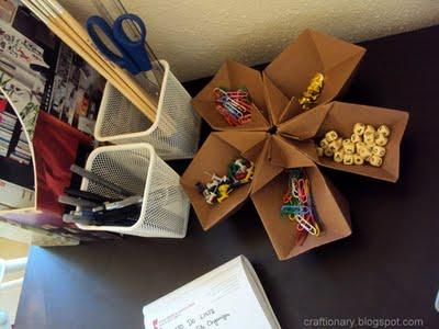 organize-craftily-with-origami-diy
