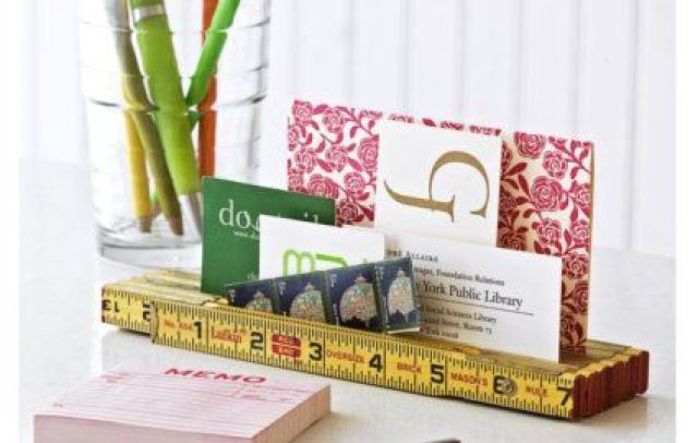 ruler photo display organizer yardstick