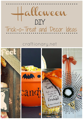 cute halloween craft