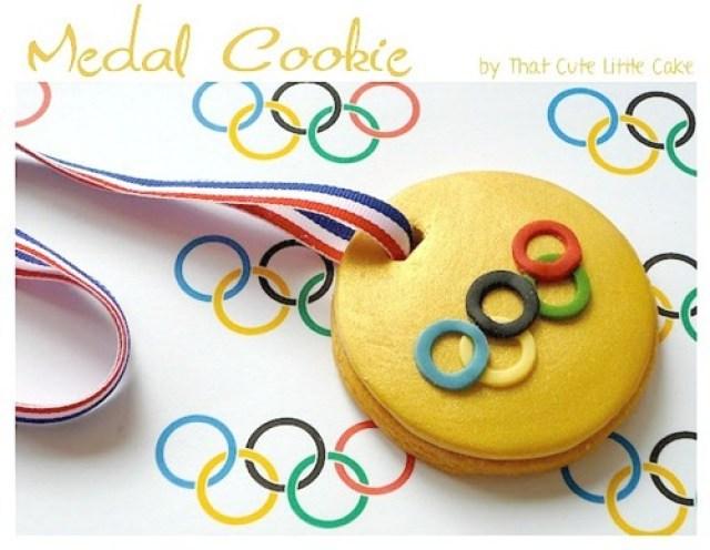 Olympics recipes cookies