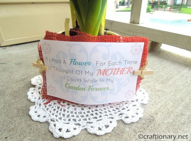 mothers day quote free printable