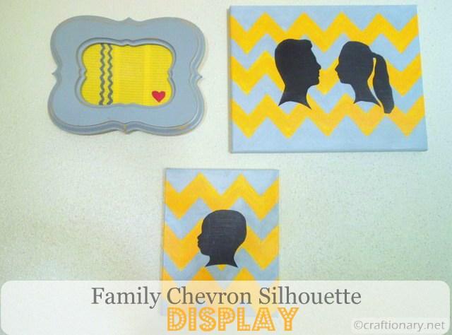 family diy silhouette