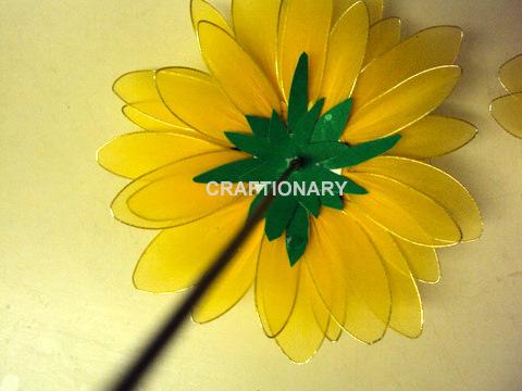 sunflower-nylon-stocking-net-tutorial