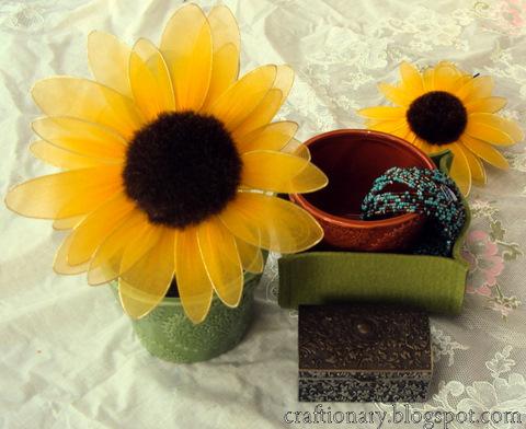 handmade-nylon-flowers-tutorial