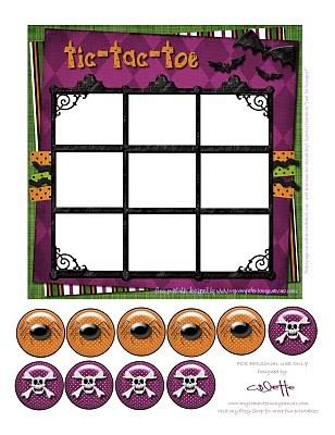 best-Halloween-ideas-tic-tac-toe