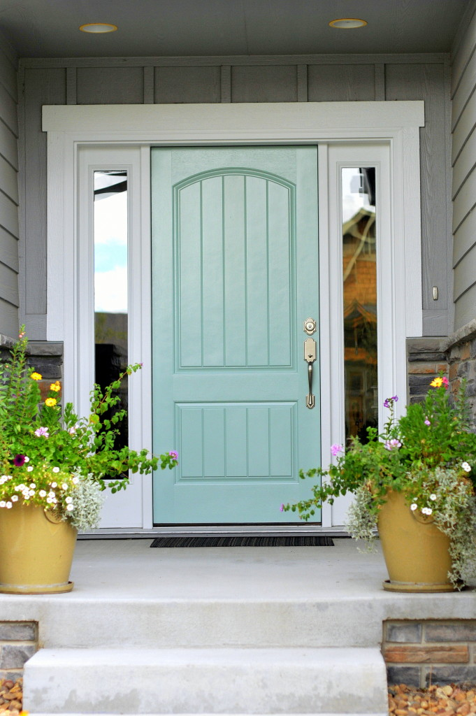 20+ Front Door Ideas - Page 5 of 6 - Craftivity Designs on Door Color Ideas  id=18340