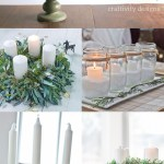 17 Modern Advent Wreath Ideas That Are Beautiful And Meaningful Craftivity Designs