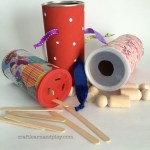3 inexpensive fine motor activities for toddlers