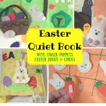 Easter Quiet Book