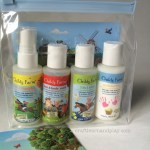 Childs Farm Organic Baby Toiletries Review