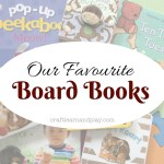 Our Favourite Board Books