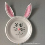 How To Make Simple Bunny Mask Even If You Are Not  'Crafty' Person