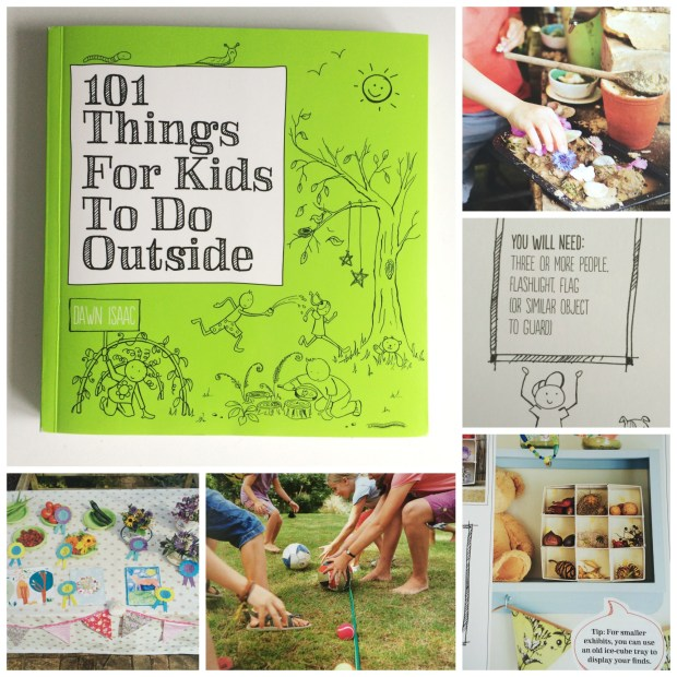 101 Things For Kids To Do Outside Book Review