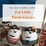 How To Make The Most Creative Easter Eggs Ever For Little Pirate Lovers