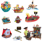 Top 20 The Most Wanted Toy Ideas For Little Pirate Lovers