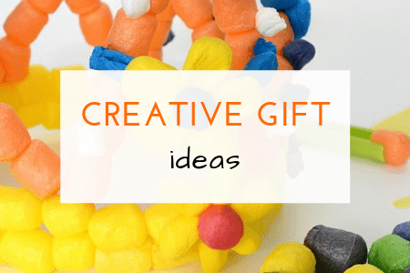 creative gift ideas for kids that will encourage creativity and imaginative play