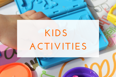 kids activities and learning kids activities