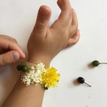 Simple Nature Crafts For Kids: Make Stunning Nature Bracelet