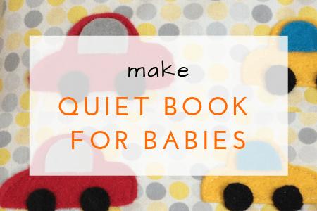 quiet book for babies
