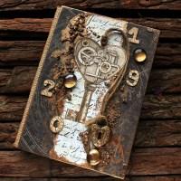 Scrapbooking album για τον καινουργιο χρονο