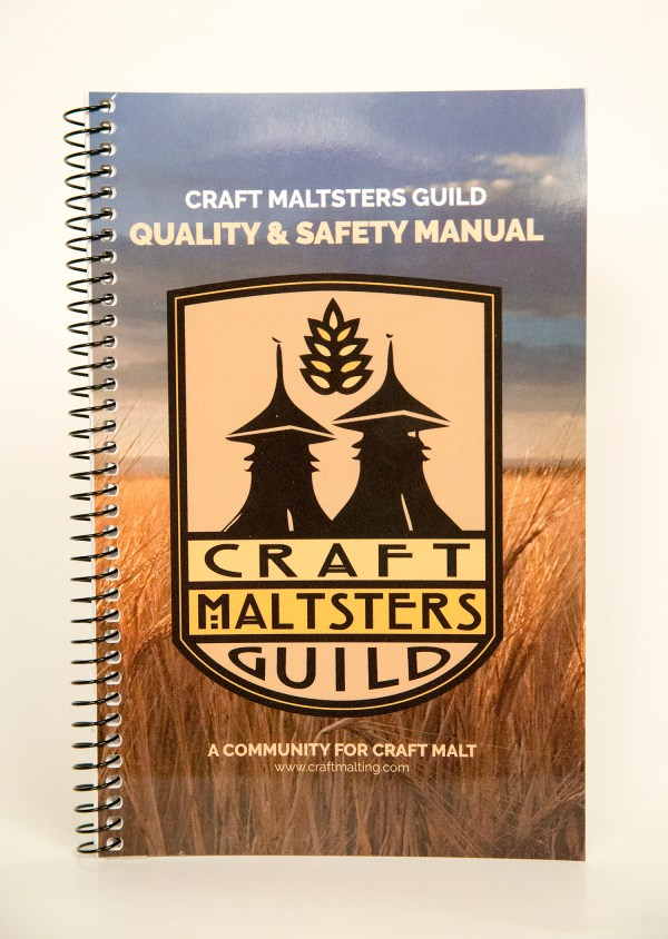 Craft Maltsters Guild Quality & Safety Manual