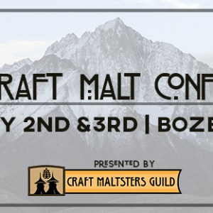 2019 Craft Malt Conference Presentations